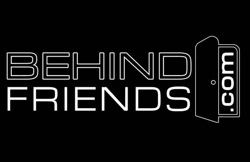 Behind Friends