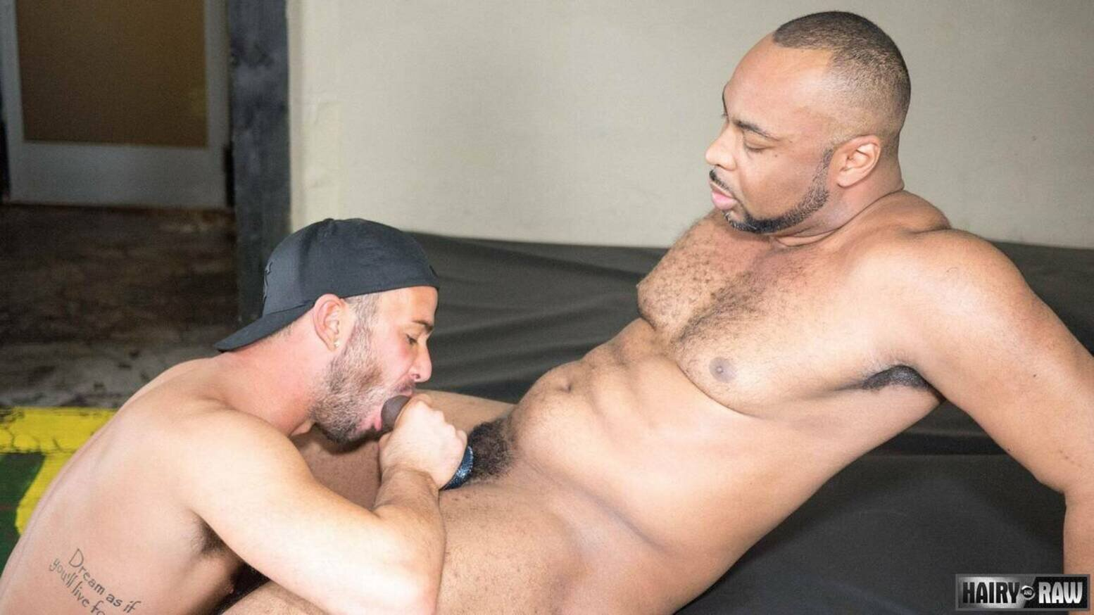 Ray Diesel and Alex Mason
