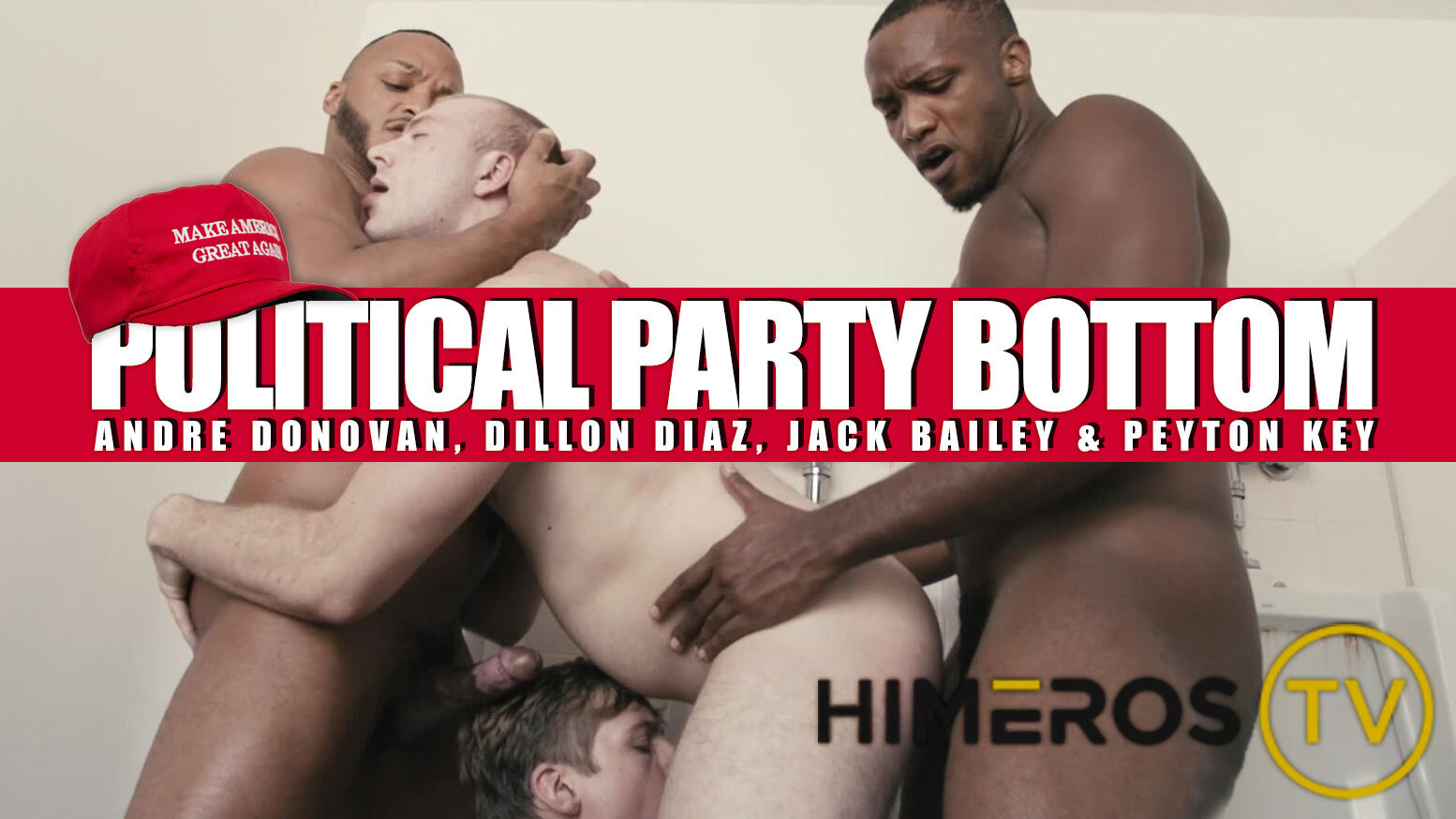 Political Party Bottom [Official Trailer]